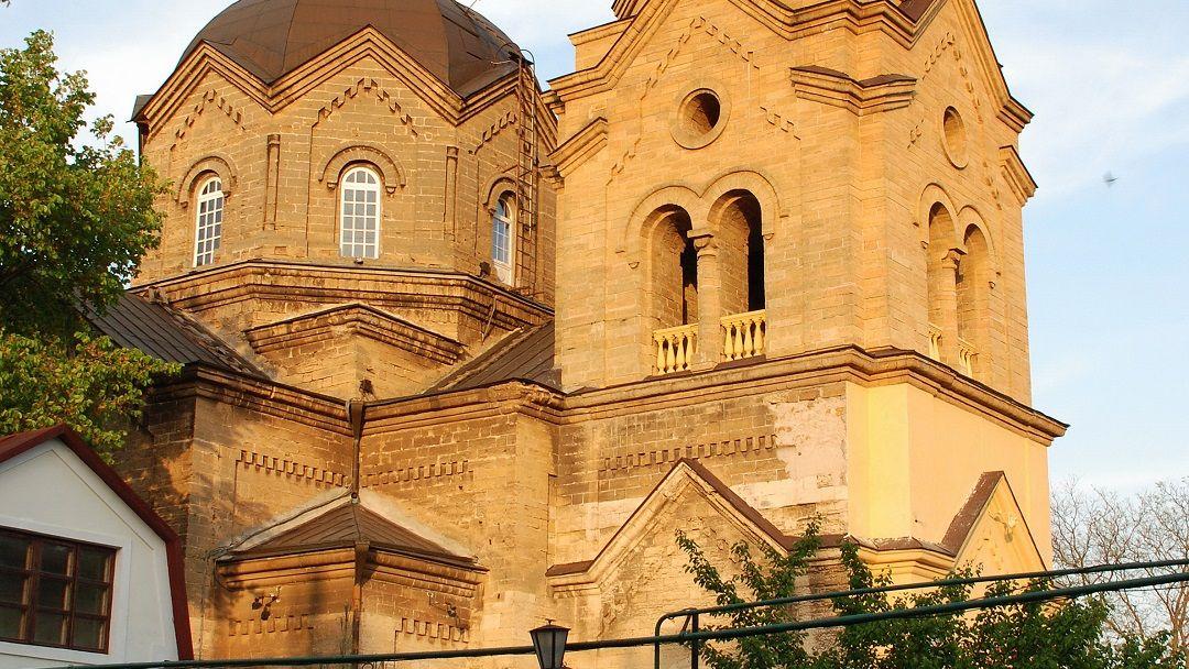 Еврейский тур по  Евпатории - фото 5