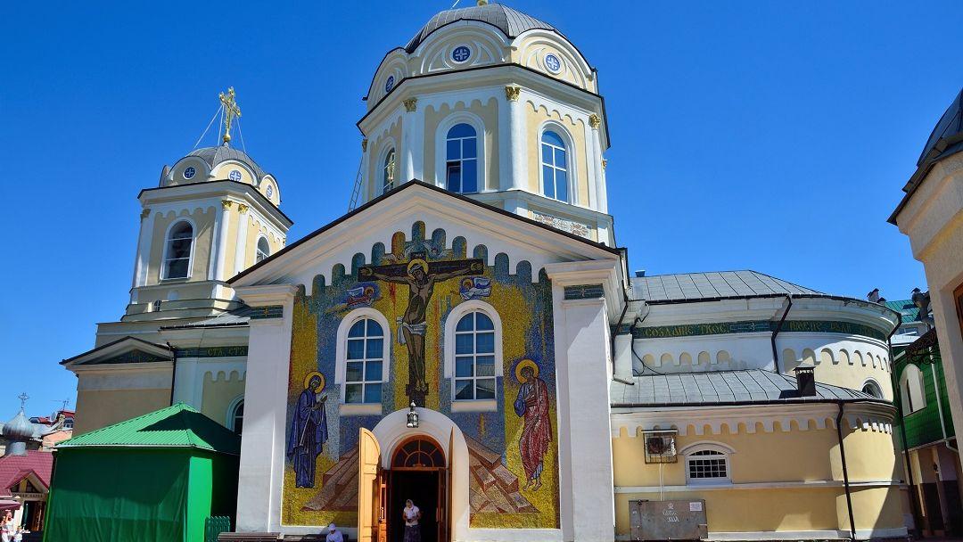 Свято-Троицкий монастырь (г. Симферополь) в Евпатории