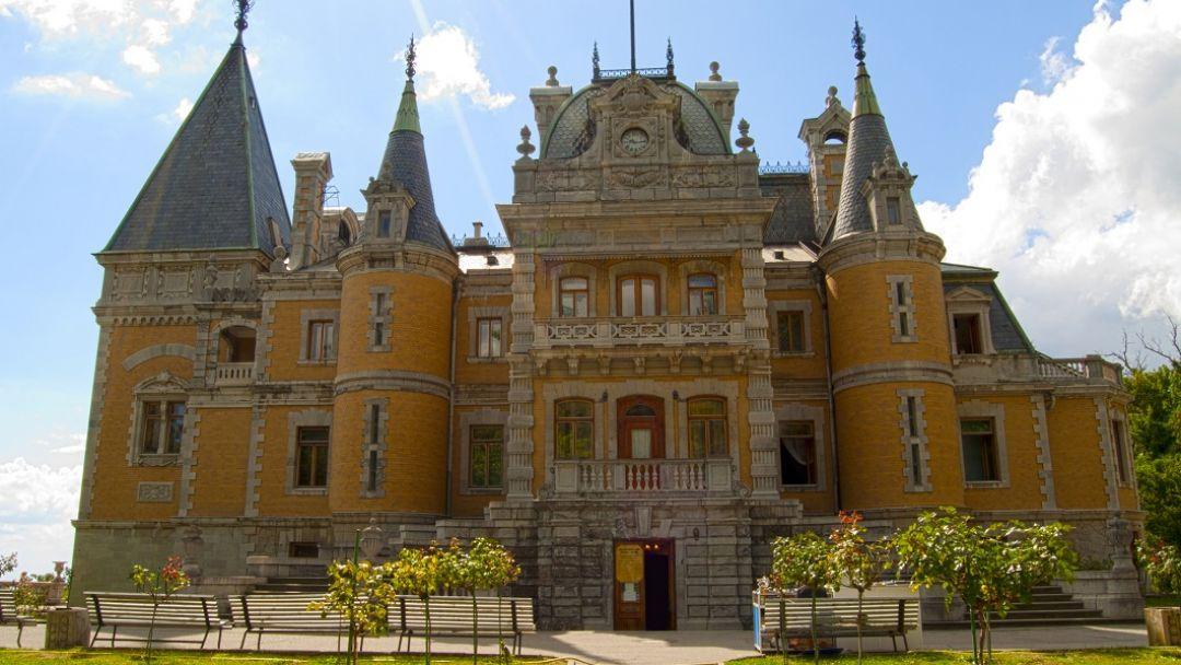 Императорские дворцы Крыма - фото 3