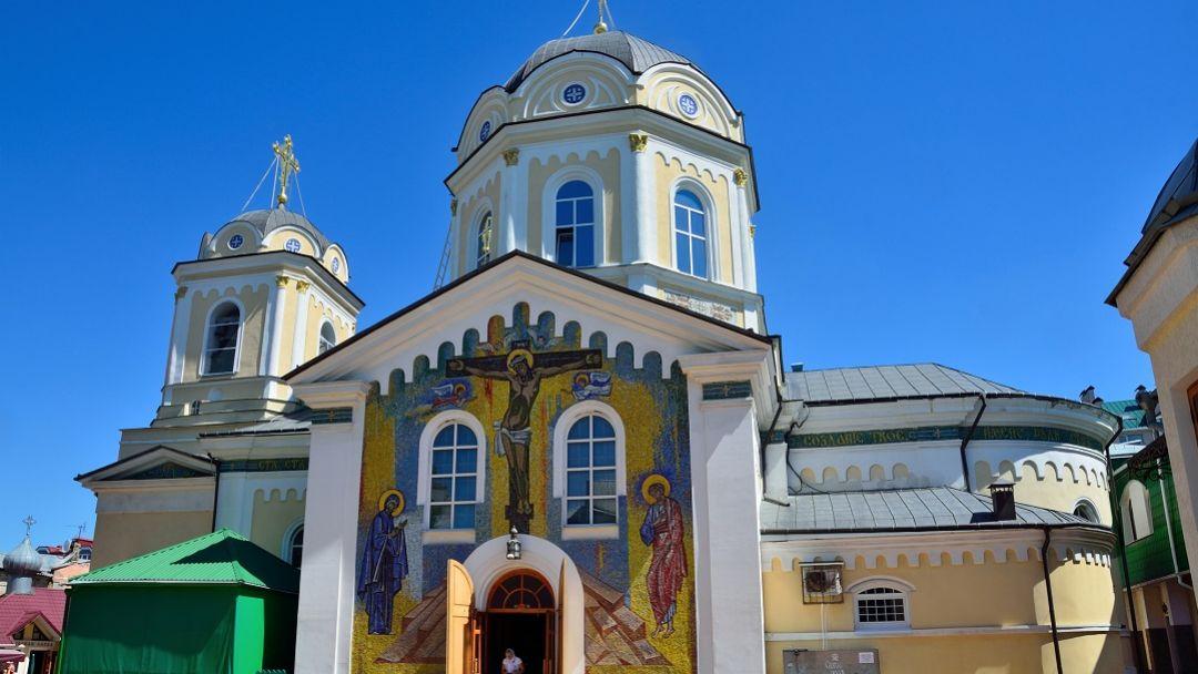 Святые места Крыма в Севастополе