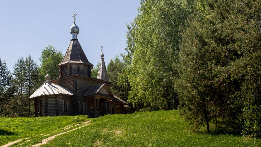 Шереметевский замок + оз.Светлояр - фото 4