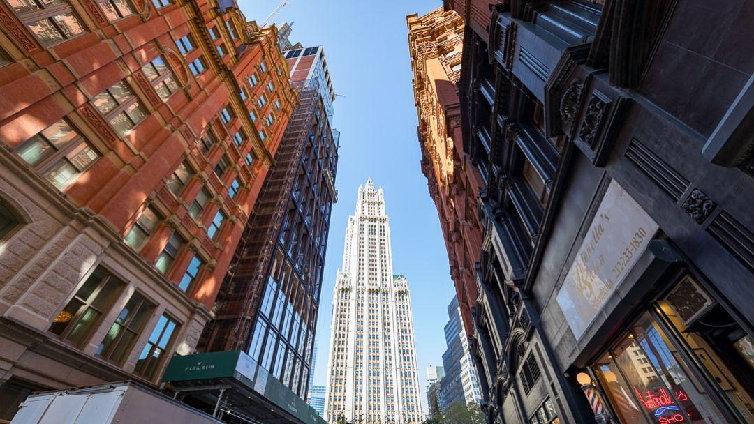 Пеший тур по Нижнему Манхэттену - фото 8