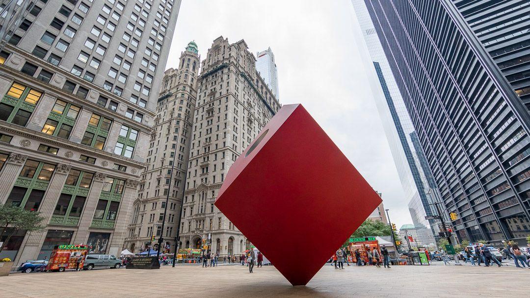 Пеший тур по Нижнему Манхэттену - фото 9
