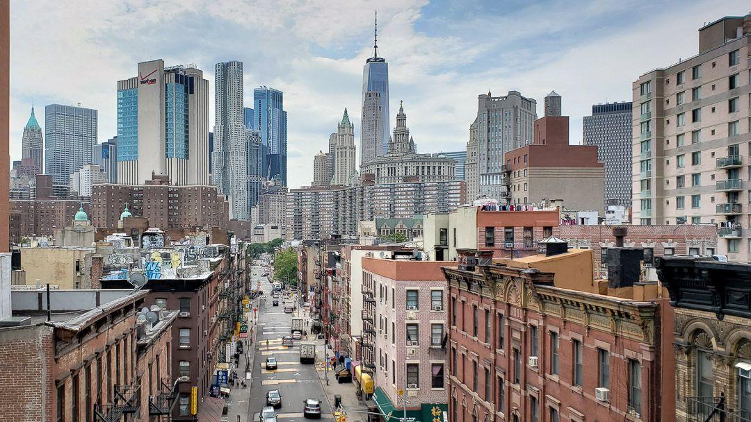 Пеший тур по Нижнему Манхэттену - фото 11