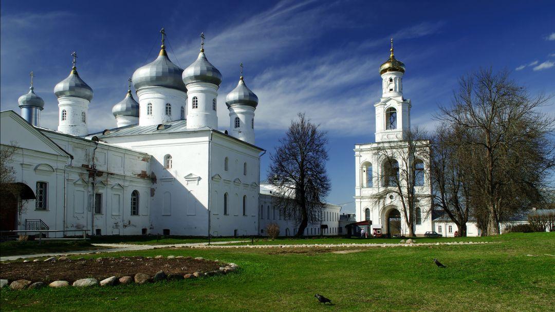 Путешествие в Великий Новгород в Санкт-Петербурге