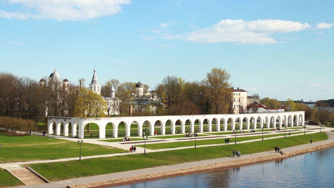 Путешествие в Великий Новгород - фото 2