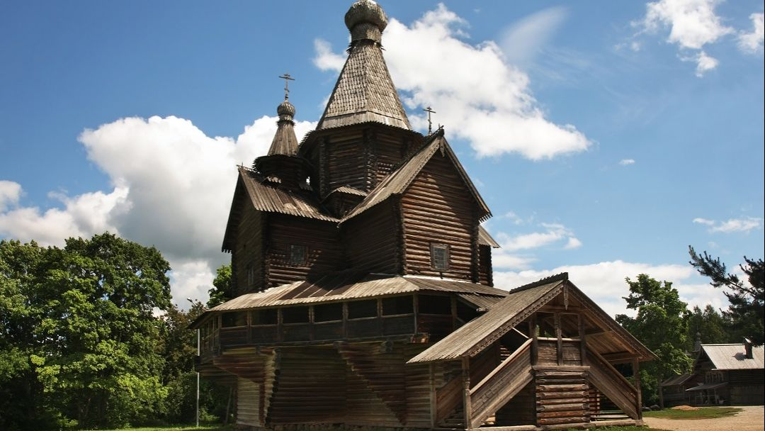 Путешествие в Великий Новгород - фото 6
