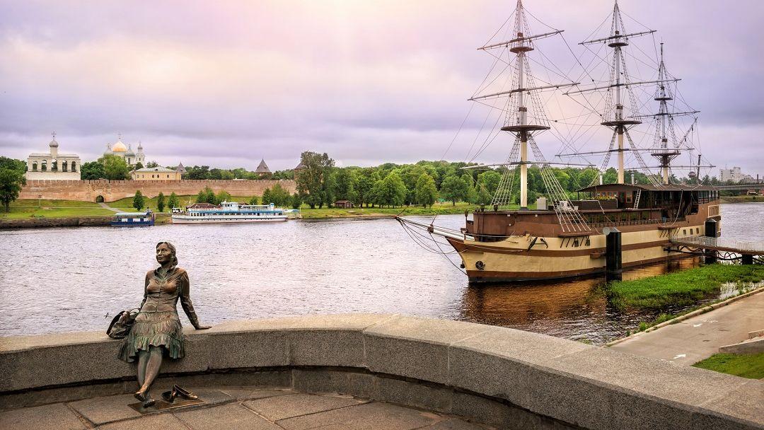 Путешествие в Великий Новгород - фото 7