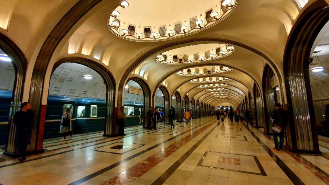 Московское метро: 7 станций, 7 чудес в Москве
