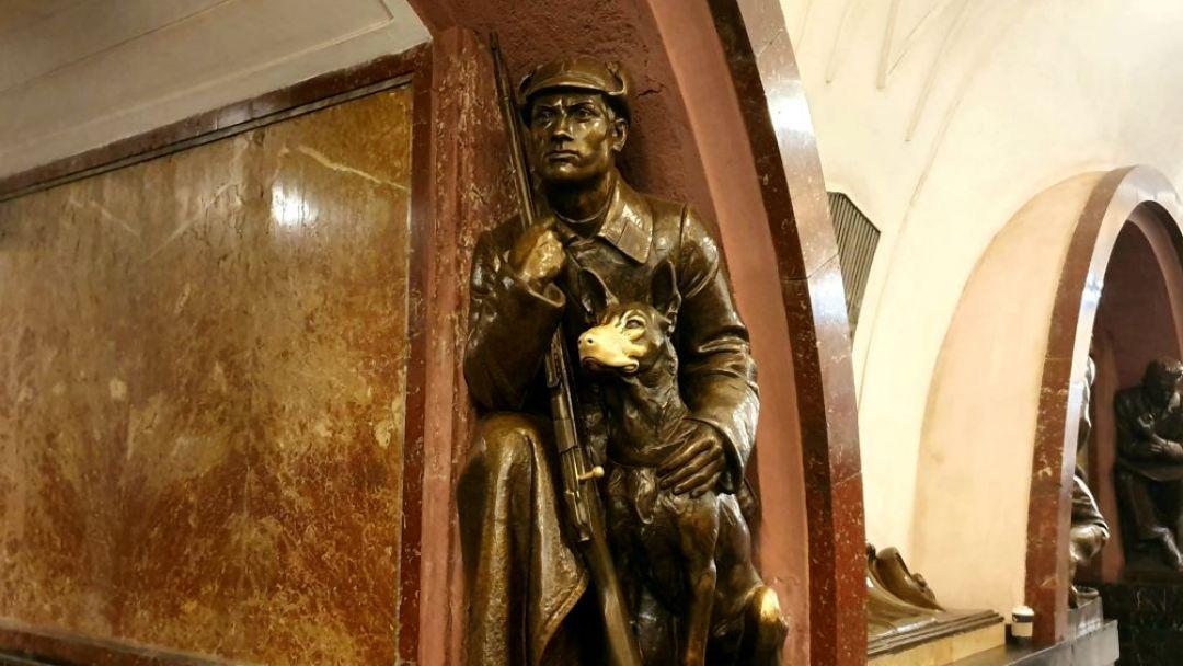 Московское метро: 7 станций, 7 чудес - фото 2