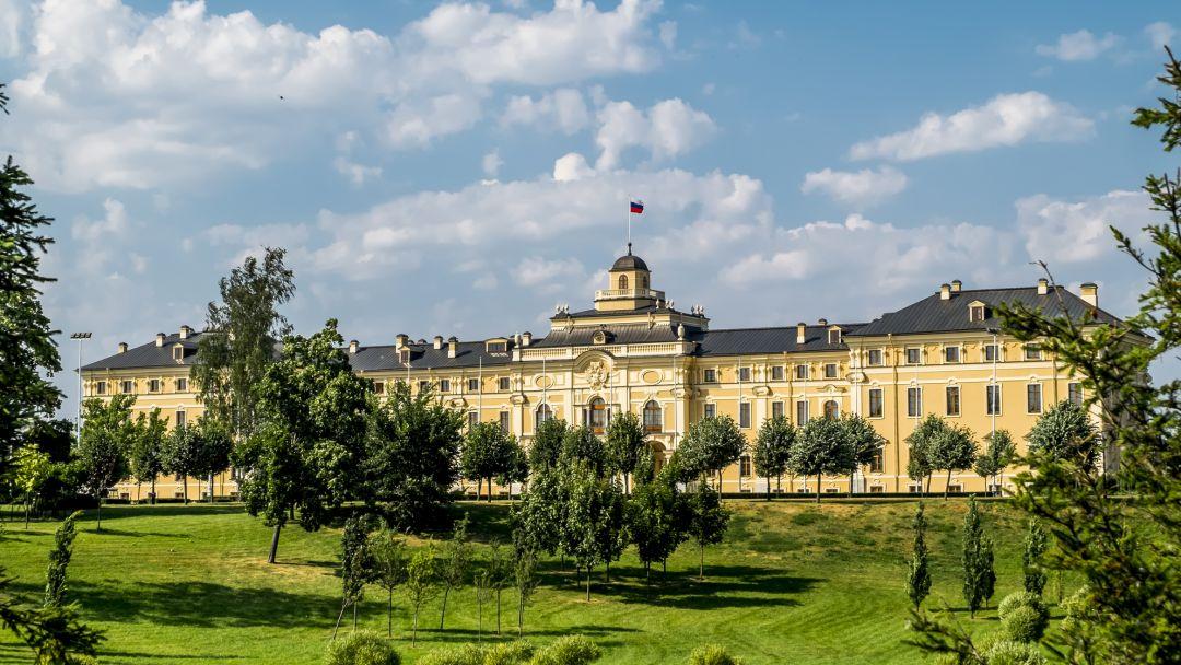 Экскурсия в Стрельну (Константиновский дворец) в Санкт-Петербурге