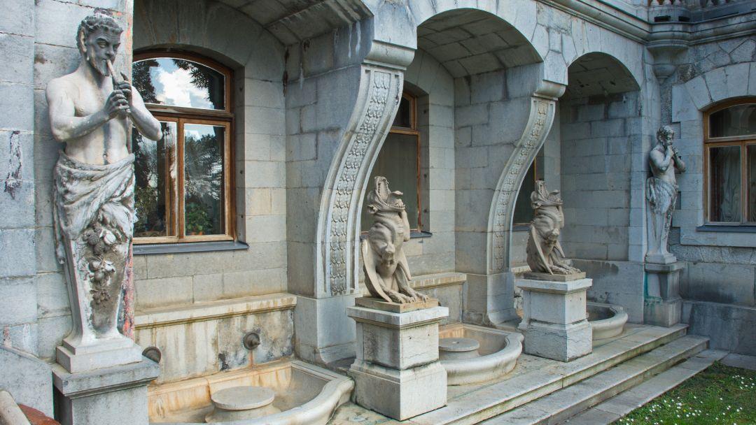 Два дворца и белый теплоход - фото 5