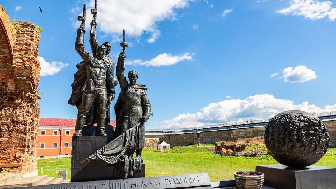 """Экскурсия в крепость """"Орешек"""" - фото 3"""