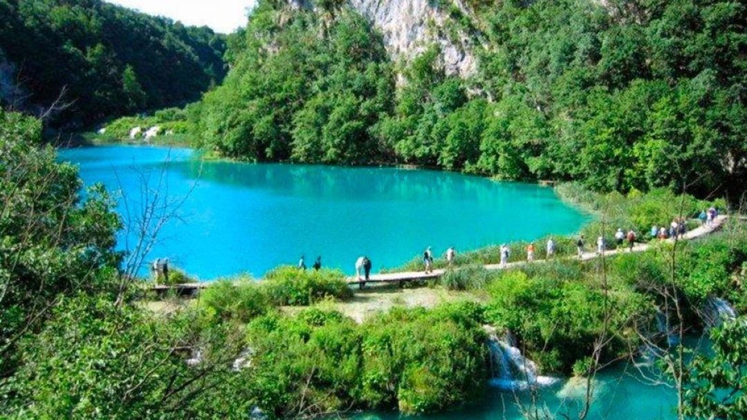 Чегемские Водопады + Голубое озеро  - фото 2