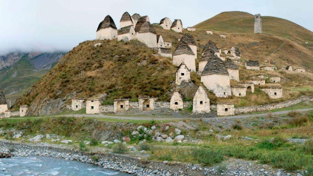 Куртатинское ущелье - Сердце Осетии в Кисловодске