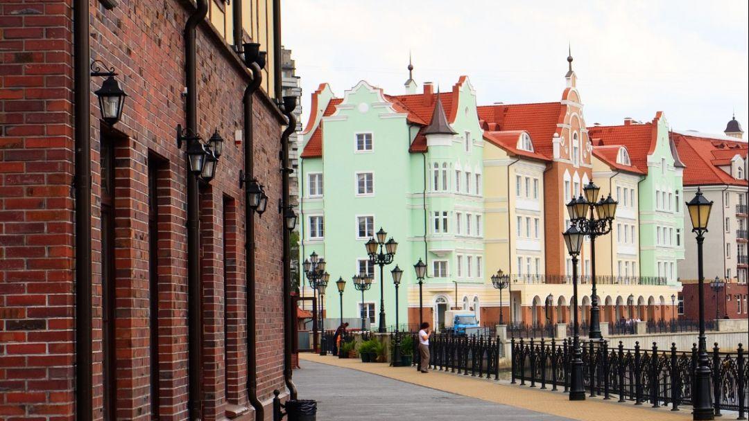 «История Кёнигсберга-Калининграда с посещением синагоги и скрипичным мини-концертом»  - фото 3