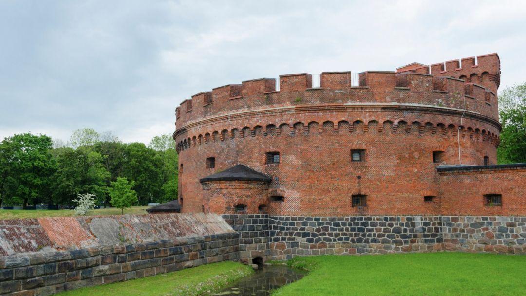 Форт №11 «Дёнхофф» + История Кёнигсберга-Калининграда