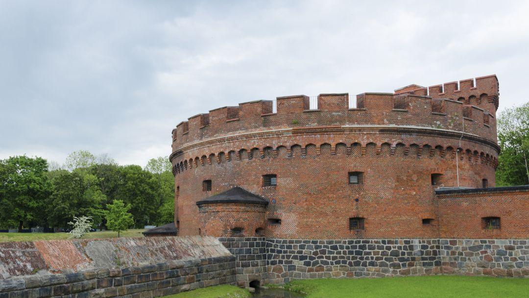 Рыцарские замки Восточной Пруссии в Калининграде