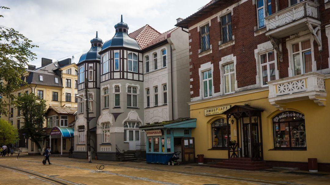 Путешествие в Кранц и Замок Нессельбек (г. Зеленоградск) в Калининграде