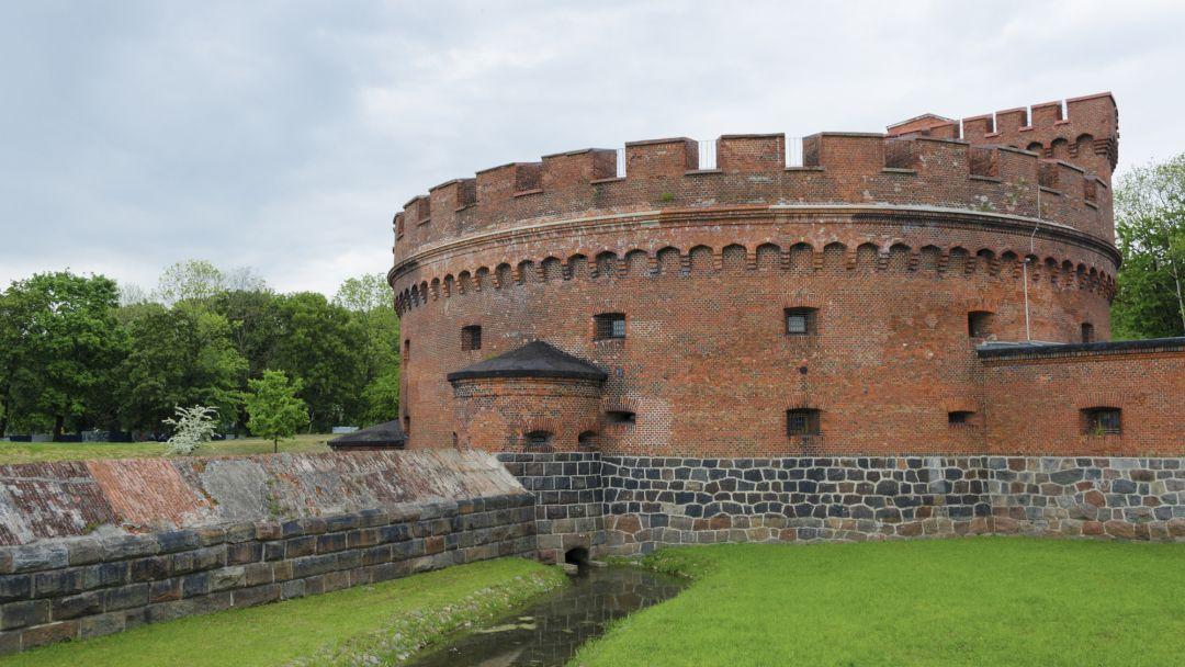 Форты и крепости Кёнигсберга  в Калининграде