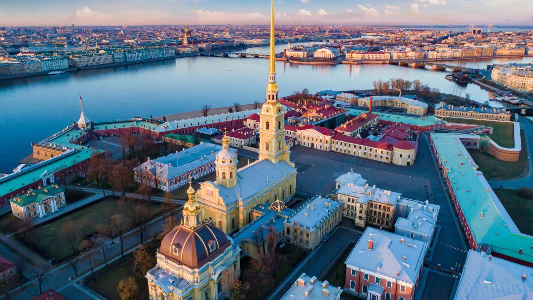 Ночная экскурсия по Санкт-Петербургу+теплоходная прогулка - фото 3