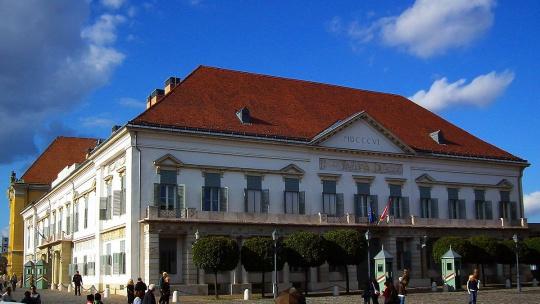 Дворец Ша́ндора (венг. Sándor-palota)  в Будапеште