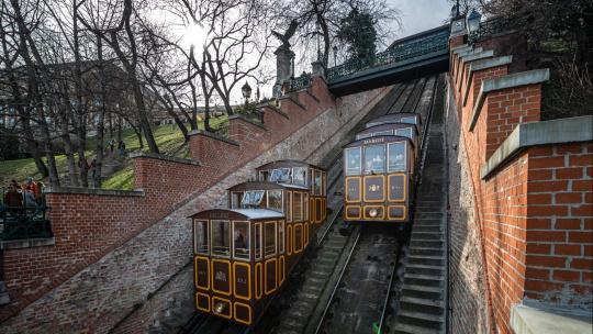 Фуникулер Будапешта в Будапеште
