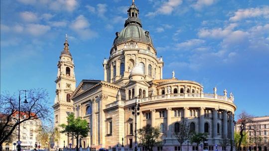 Базилика святого Иштвана в Будапеште в Будапеште