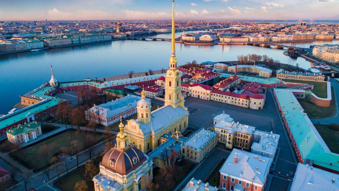 Автобусная экскурсия по Санкт-Петербургу с посещением Петропавловской крепости  - фото 2