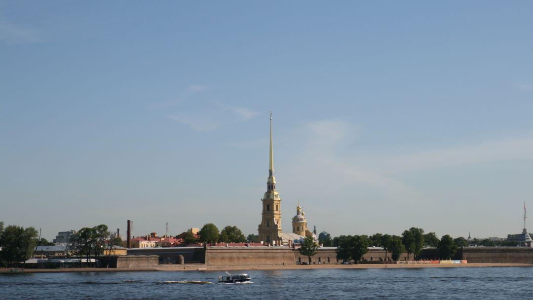 Автобусная экскурсия по Санкт-Петербургу с посещением Петропавловской крепости  - фото 3