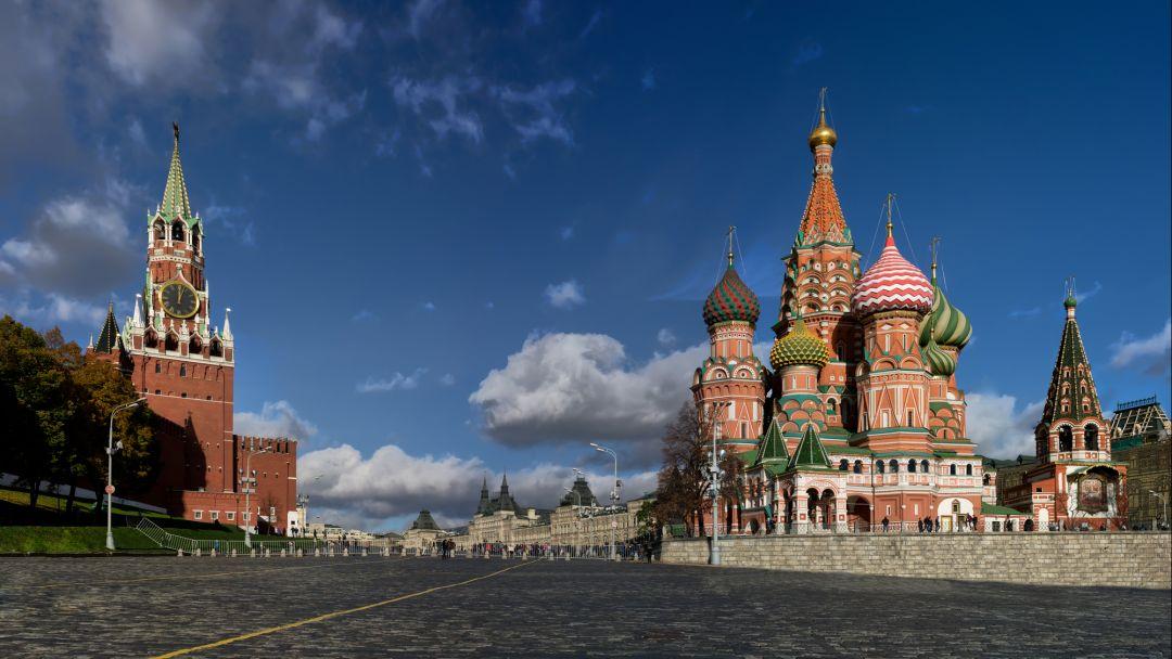 Москва – столица нашей Родины