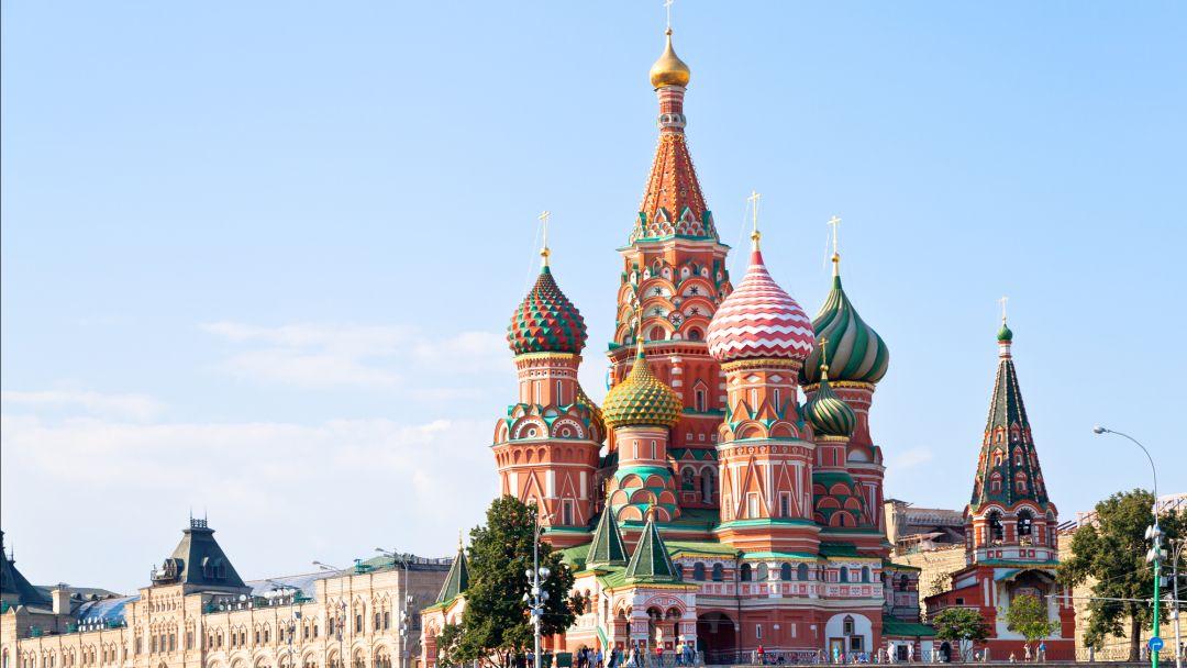 Москва – столица нашей Родины - фото 3