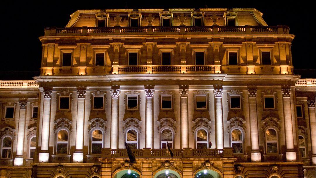 Тайны королевского дворца в Будапеште