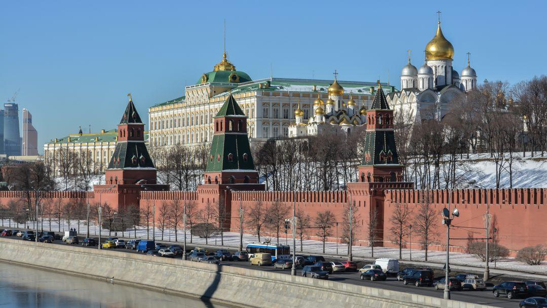 Сердце Москвы - Кремль