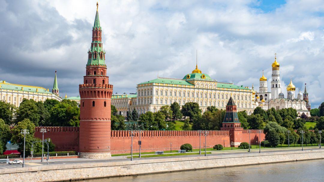 Сокровища Московского Кремля - фото 3