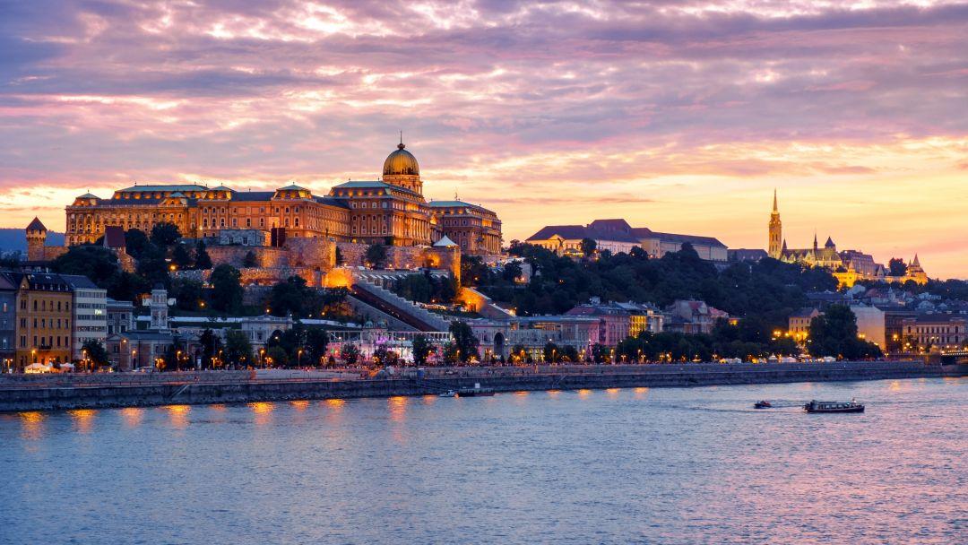 Трансфер из аэропорта + Обзорная экскурсия по Будапешту - фото 2