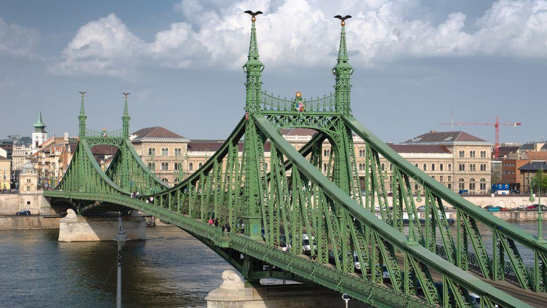 Трансфер из аэропорта + Обзорная экскурсия по Будапешту - фото 10