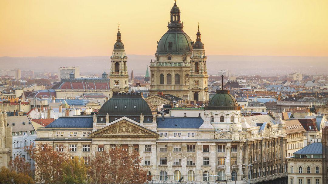 Трансфер из аэропорта + Обзорная экскурсия по Будапешту - фото 4