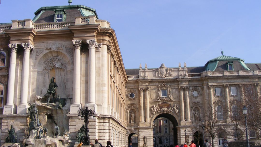 Великолепие венгерской столицы - фото 16