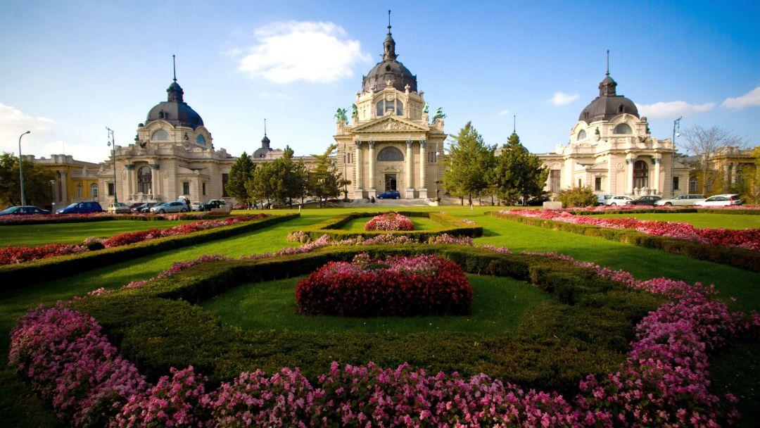 Великолепие венгерской столицы - фото 17