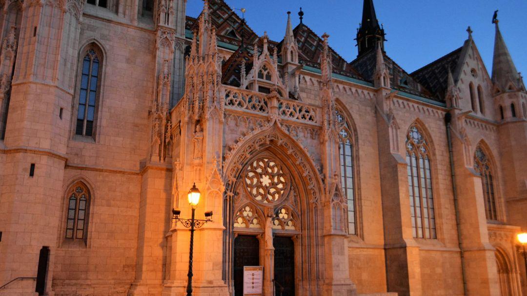 Переплетение религий и культур в Будапеште