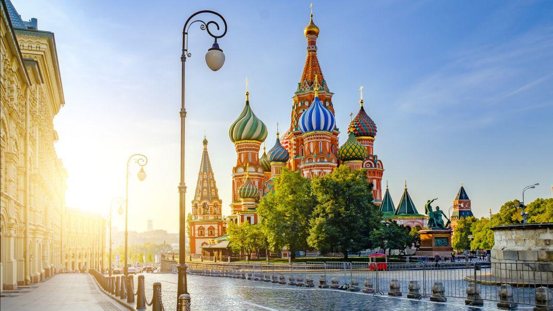 Переулками Китай-города в Москве