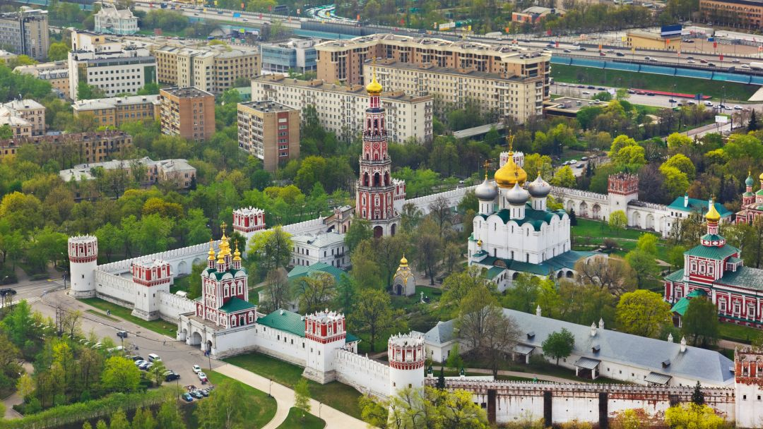 Москва - город контрастов - фото 2
