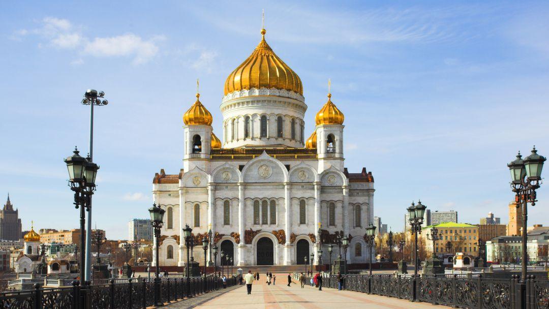 Московские жемчужины