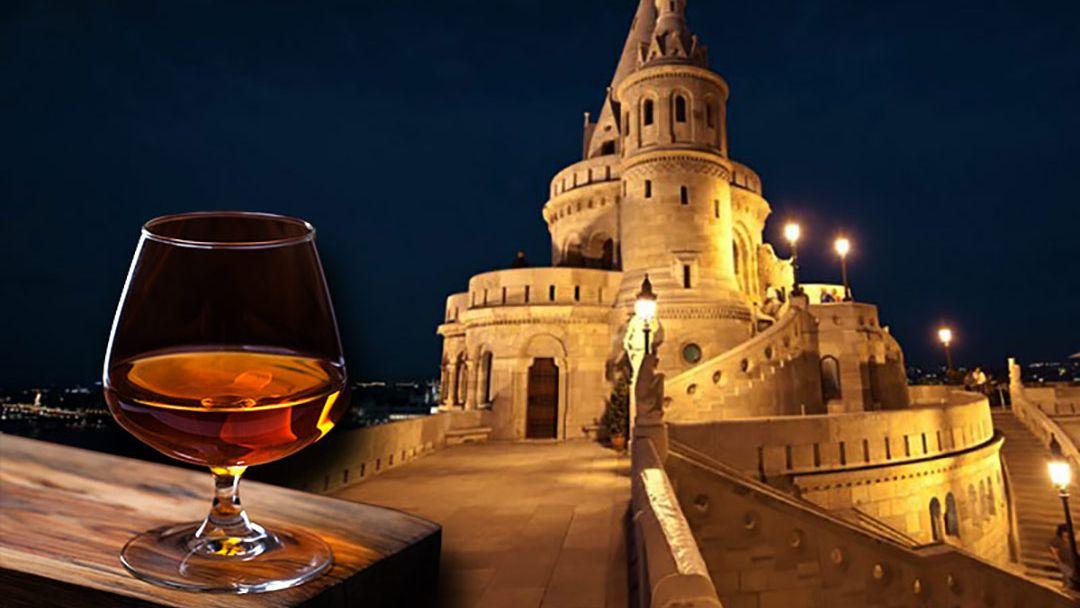 Ночной вояж в Будапеште