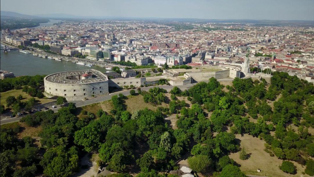 Полет на самолете над Будапештом и Сентендре - фото 2