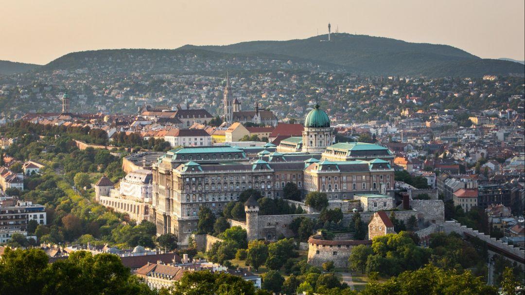 Полет на самолете над Будапештом и Сентендре - фото 8