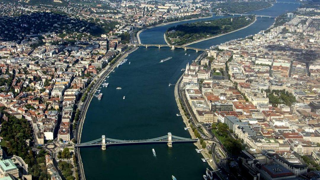 Полет над Будапештом на ВЕРТОЛЕТЕ - фото 4