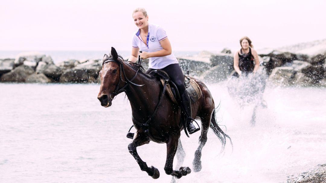 На лошадях к Черному морю - фото 3