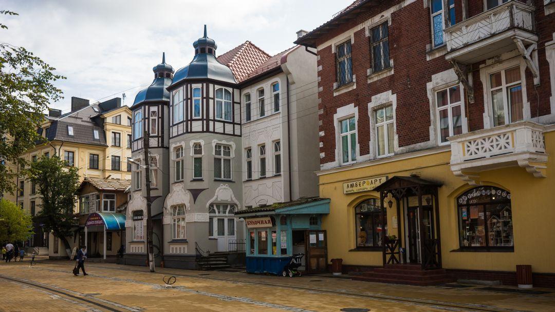 Обзорная экскурсия по Калининграду в Калининграде